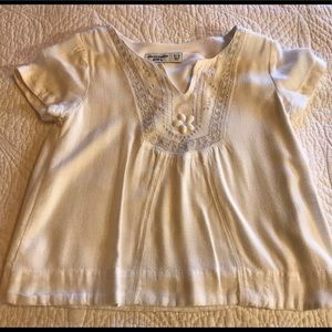 Abercrombie Kids Embellished Top 5/6